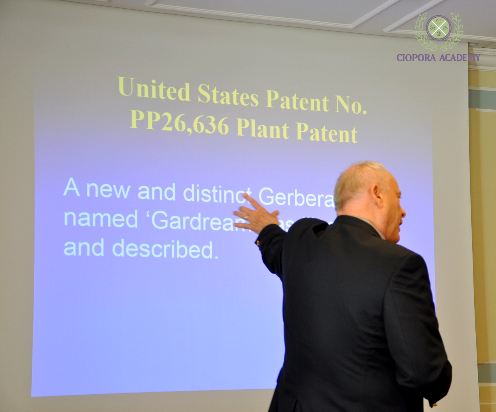 8-9/09/2016 – Workshop on Worldwide IP for Plants in Watsonville, CA