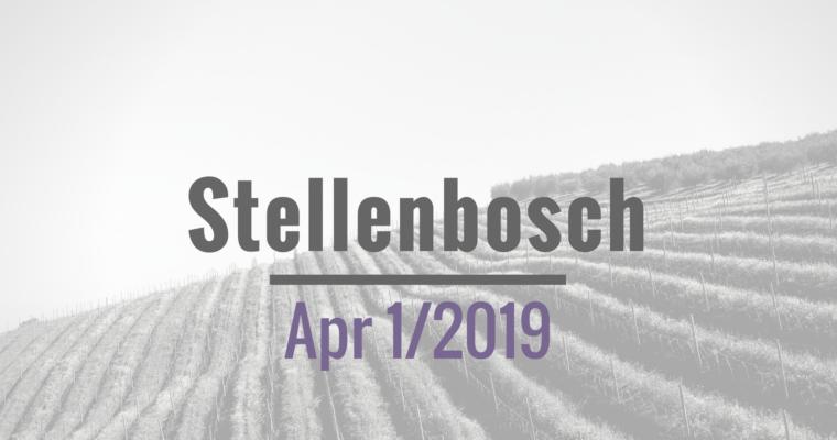 OPEN! Apr 1, 2019: Stellenbosch Workshop on IP for Plants