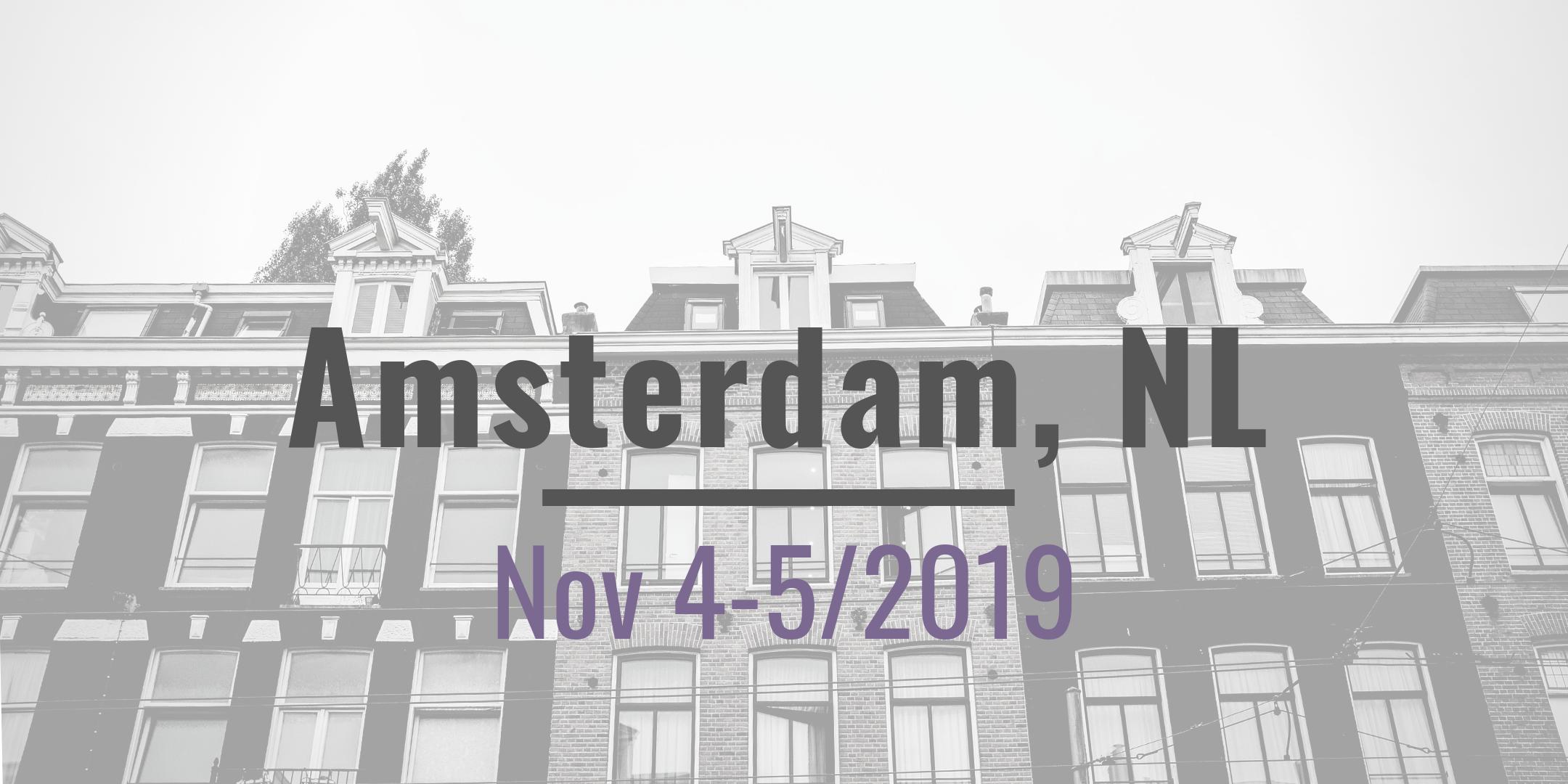 Nov 4 – 5, Amsterdam Workshop on IP for Plants