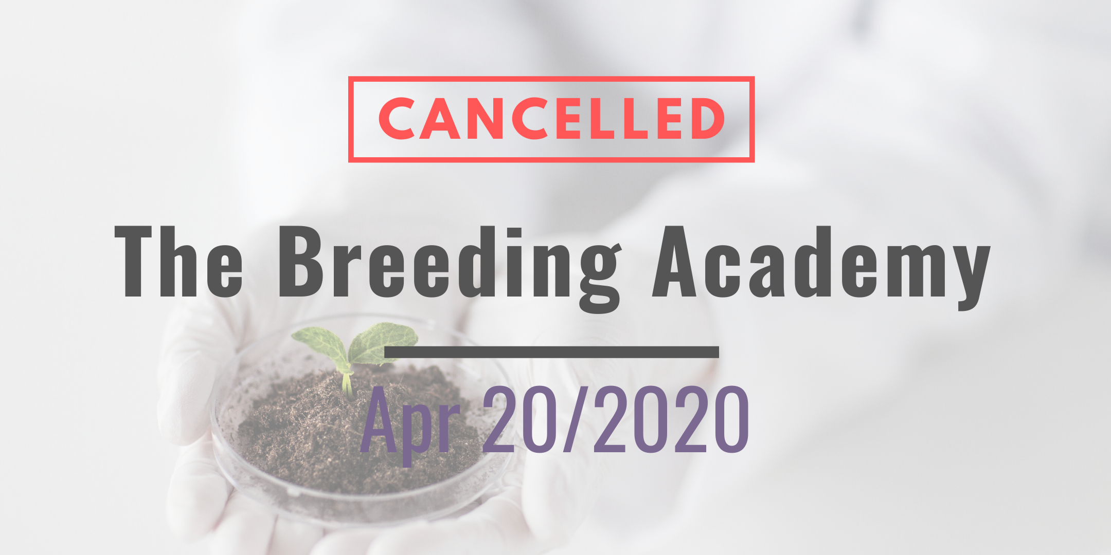 20/04/2020 – NEW! The CIOPORA Breeding Academy Marrakesh