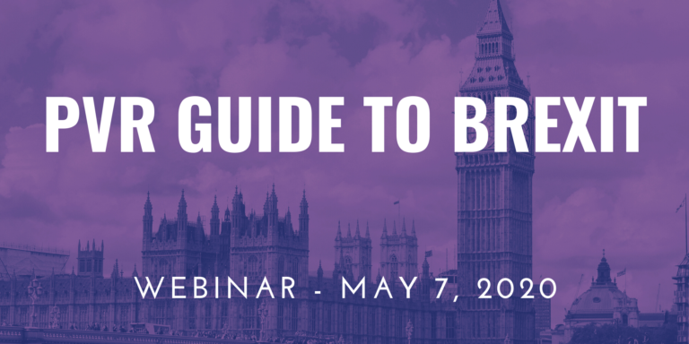 2020 Webinar Palnt Variety Rights and Brexit